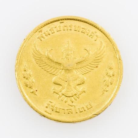 Thailand 50 Baht Gold-Stolen/Missing