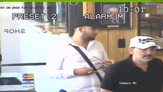 """Alert"" Traveling Suspects-Coin ShopThefts-Photos"