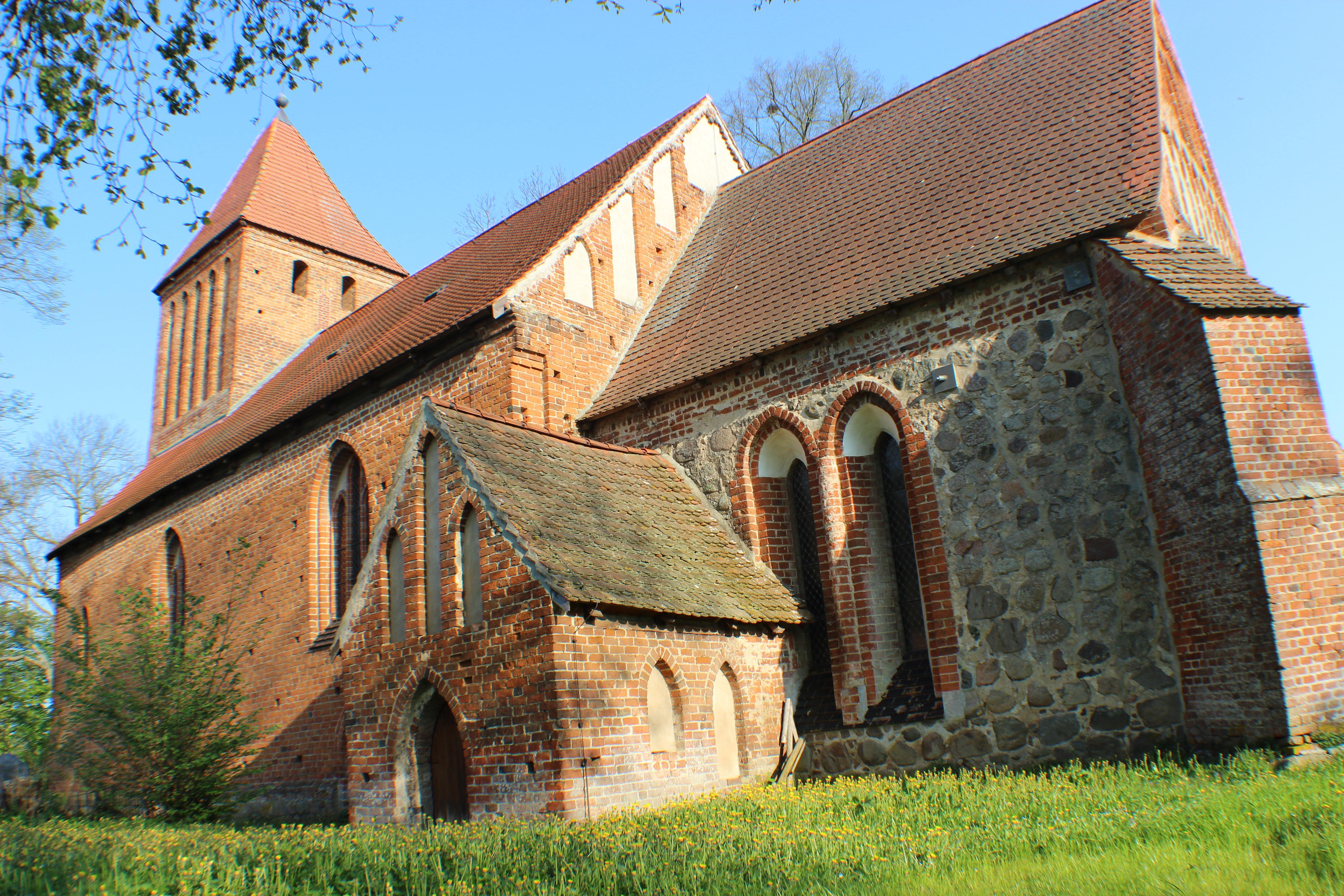 Kirche in Kirch Kogel