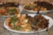 Family platter kebab