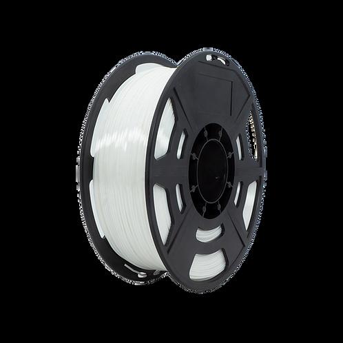 MPLA White - 1.75mm, 1kg Spool Silk 3D Filament
