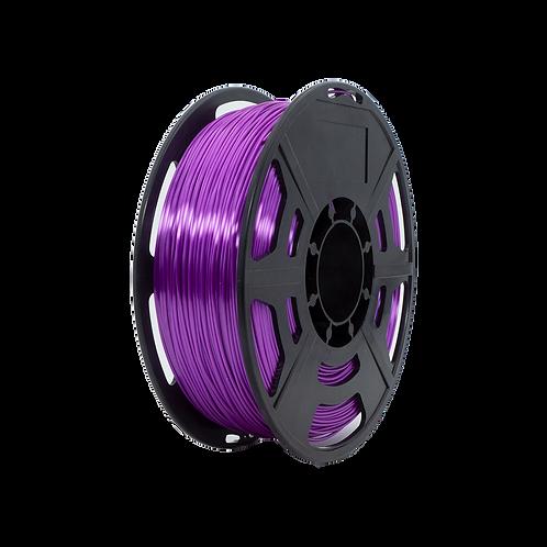 MPLA Purple - 1.75mm, 1kg Spool Silk 3D Filament