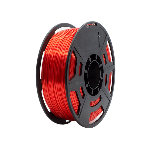 MPLA Red - 1.75mm, 1kg Spool Silk 3D Filament