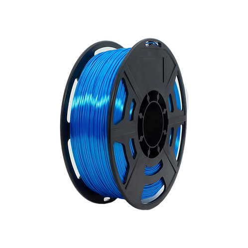 MPLA Cyan - 1.75mm, 1kg Spool Silk 3D Filament