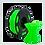 Thumbnail: PLA Green - 1.75mm, 1kg Spool 3D Filament