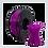 Thumbnail: PLA Purple - 1.75mm, 1kg Spool 3D Filament