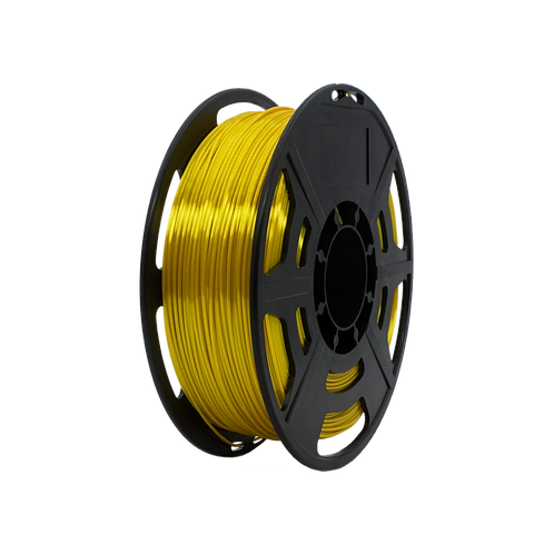 MPLA Gold - 1.75mm, 1kg Spool Silk 3D Filament