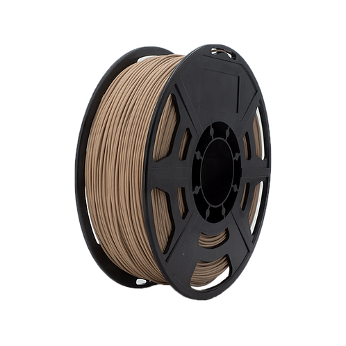 Wood- 1.75mm, 1kg Spool 3D Filament