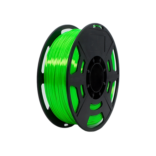 MPLA Green - 1.75mm, 1kg Spool Silk 3D Filament