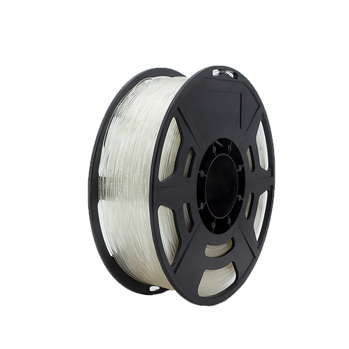 PLA Transparent - 1.75mm, 1kg Spool 3D Filament