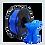 Thumbnail: PLA Blue - 1.75mm, 1kg Spool 3D Filament