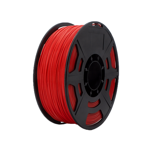 ABS Red - 1.75mm, 1kg Spool 3D Filament