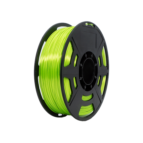 MPLA Lime - 1.75mm, 1kg Spool Silk 3D Filament