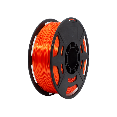 MPLA Orange - 1.75mm, 1kg Spool Silk 3D Filament