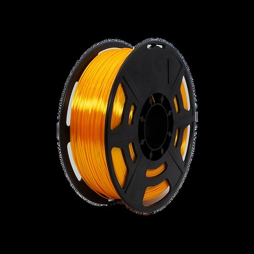MPLA Dark Yellow - 1.75mm, 1kg Spool Silk 3D Filament