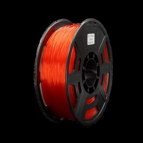 PLA Transparent Red - 1.75mm, 1kg Spool 3D Filament