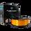 Thumbnail: MPLA Dark Yellow - 1.75mm, 1kg Spool Silk 3D Filament