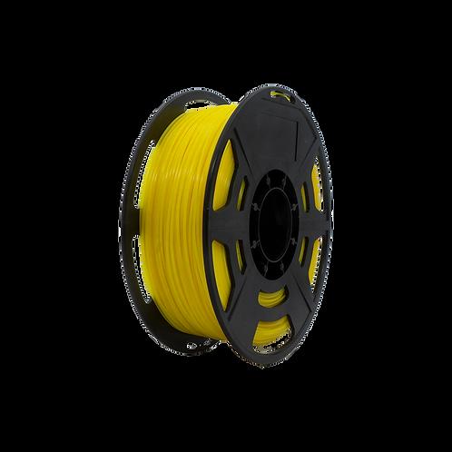 PETG Yellow - 1.75mm, 1kg Spool 3D Filament