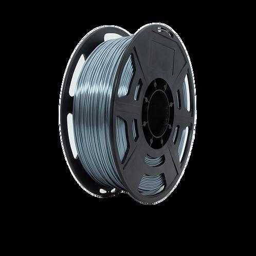 MPLA Silver - 1.75mm, 1kg Spool Silk 3D Filament
