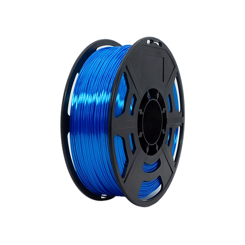 MPLA Blue - 1.75mm, 1kg Spool Silk 3D Filament