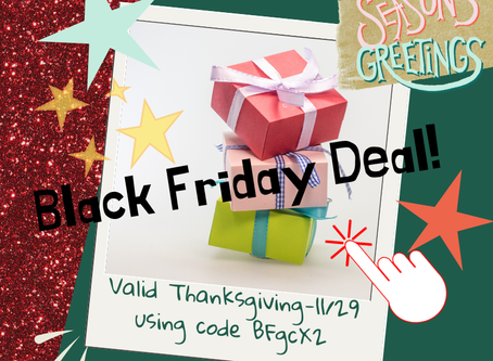 Apple Butter Photography's Black Friday Deal!