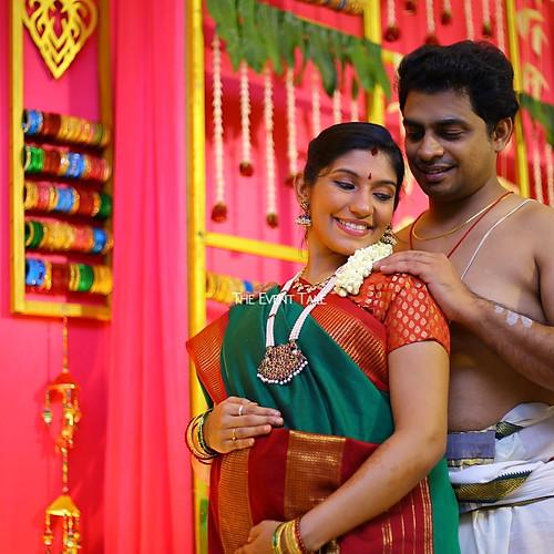 Deepti & Prashanth