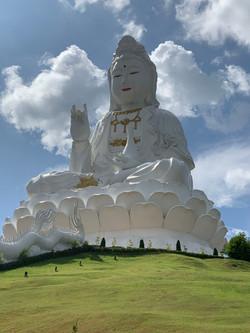 Wat Huay Pla Kang, Chiang Rai