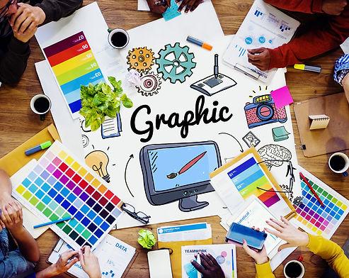 Graphic Visual Art Creative Design Conce