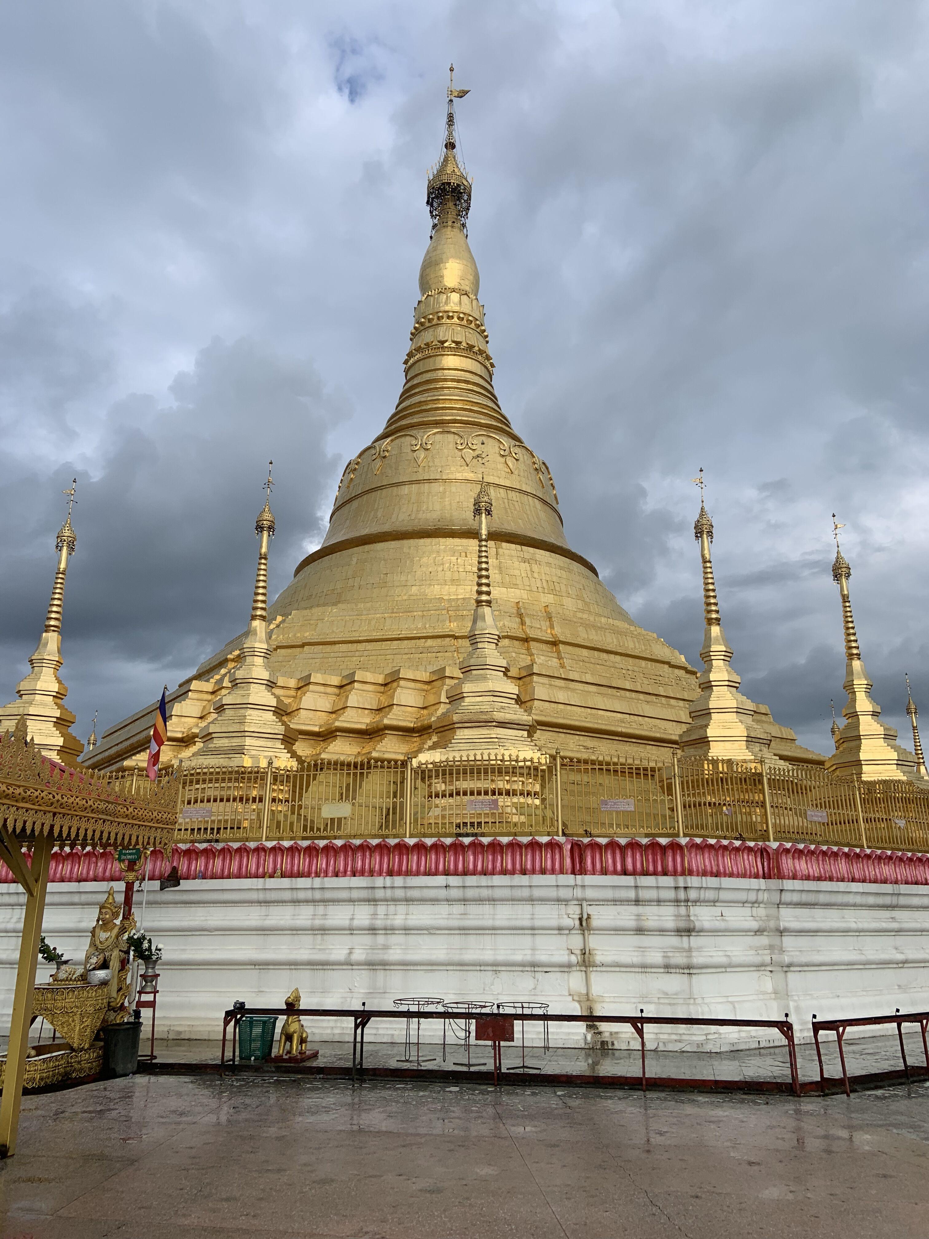 Shwedagon Pagoda Tachileik