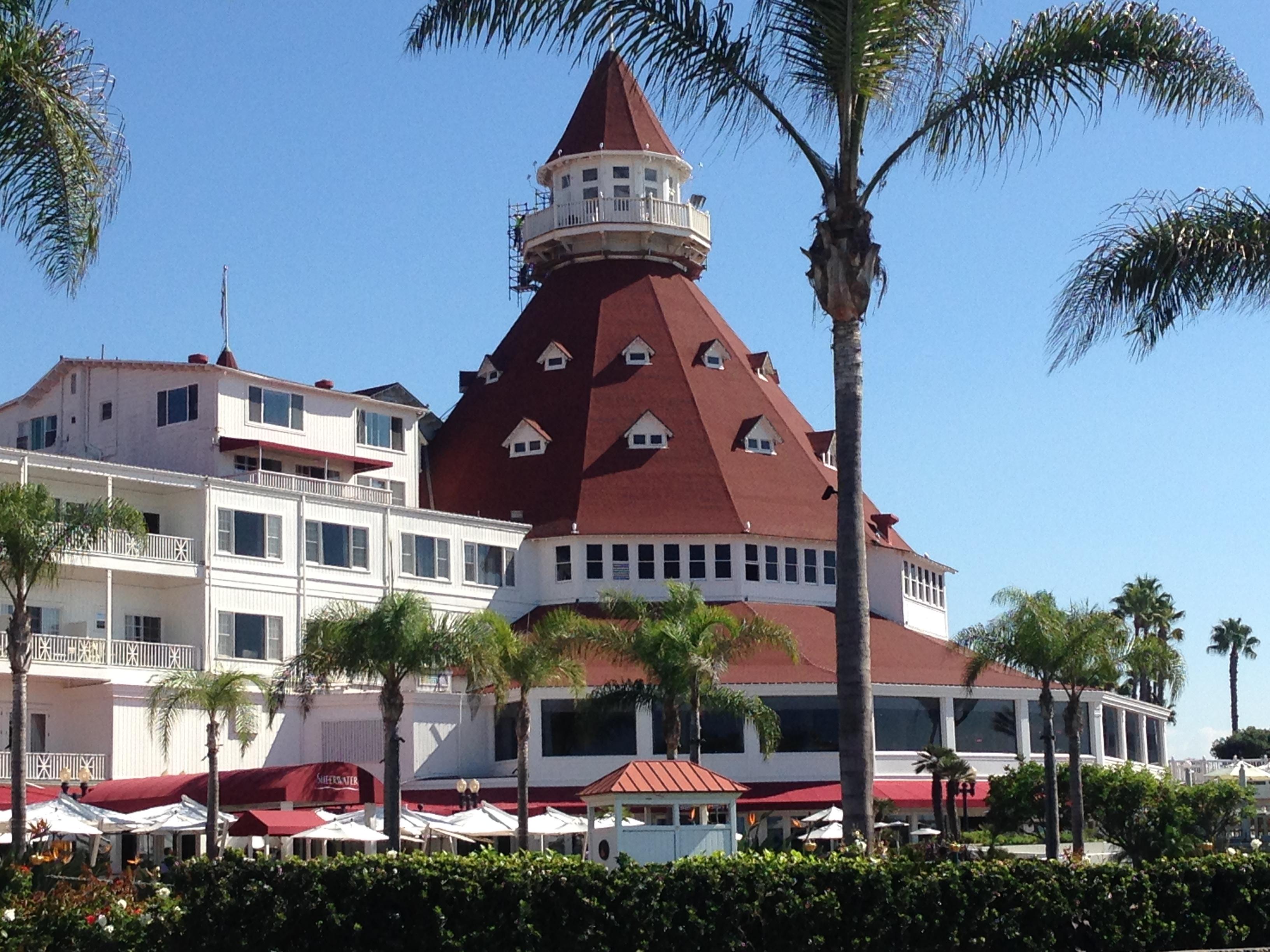 Coronado Hotel, San Diego