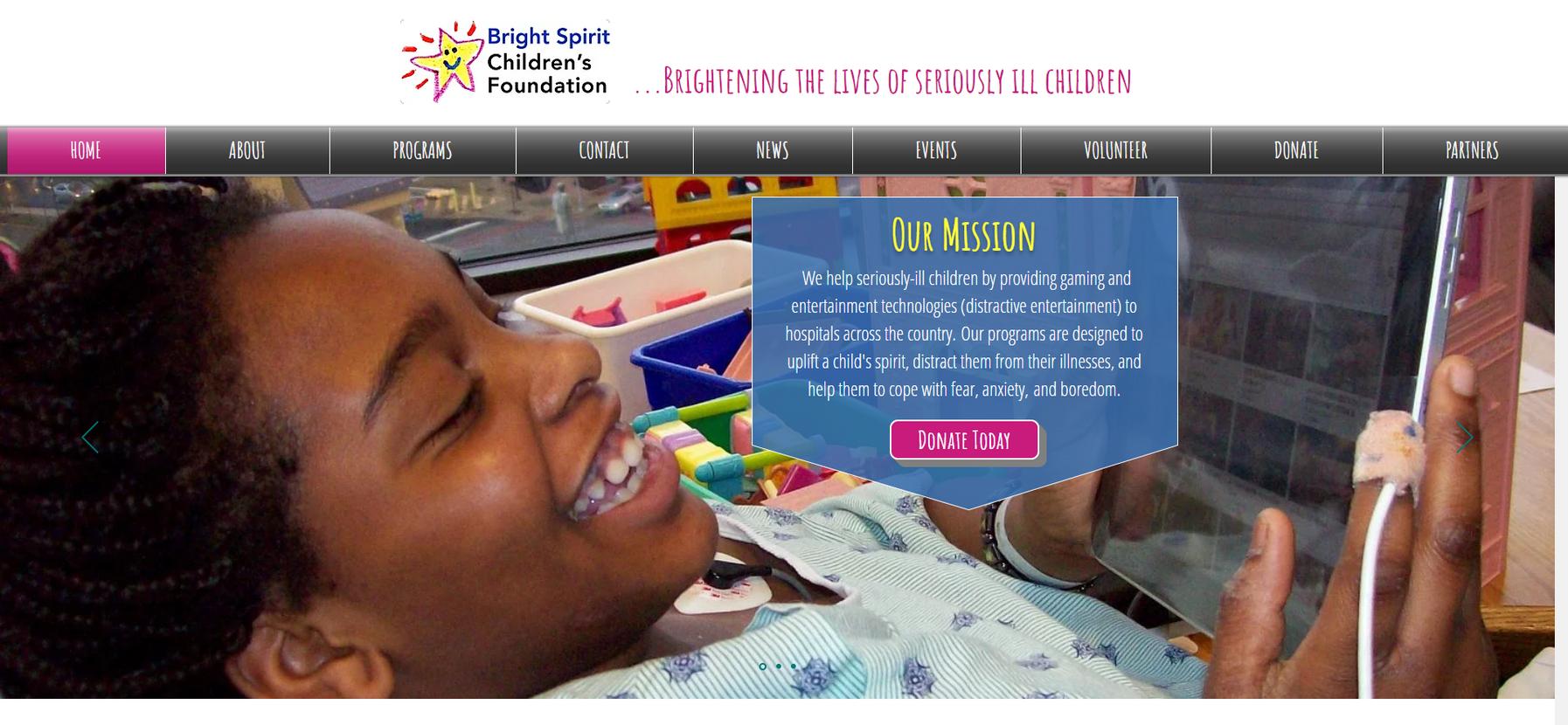 Bright Spirit Children's Foundation