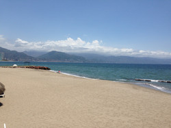Beach Puerto Vallarta, Mexico