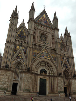 Cathedral Orvieto, Italy