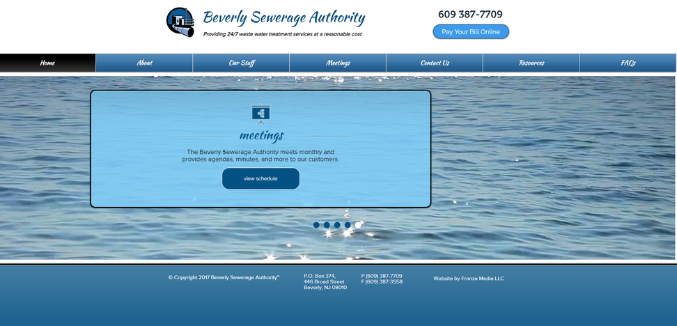 Beverly Sewerage Authority