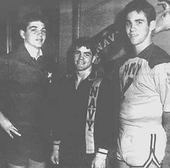 Jimmy, Bobby, and Kevin Bianchi