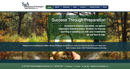 S&A Financial Strategies & Services