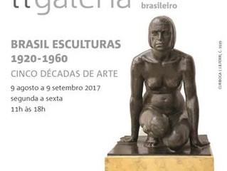 Brasil Esculturas 1920-1960  -                  cinco décadas de arte