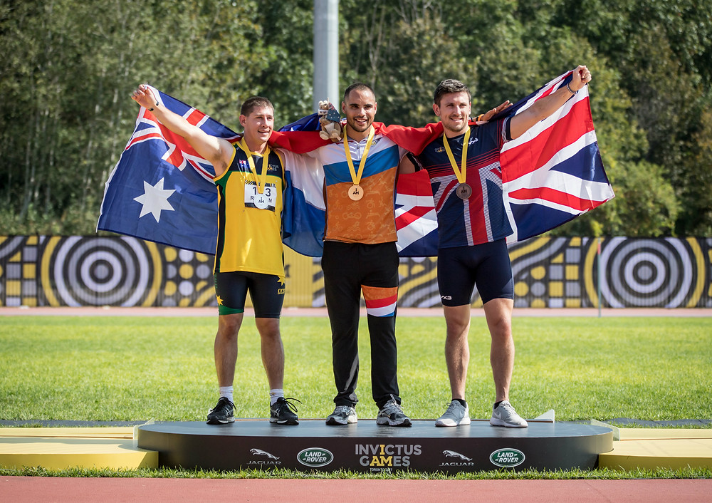 Para-Athletics at the Invictus Games. Stay tuned: Parasports World provides parasports news, paralympic sports entertainment and disability sports community. Find great parasport and inspiring athletes from the Paralympic Games, the Invictus Games and parasport championships.