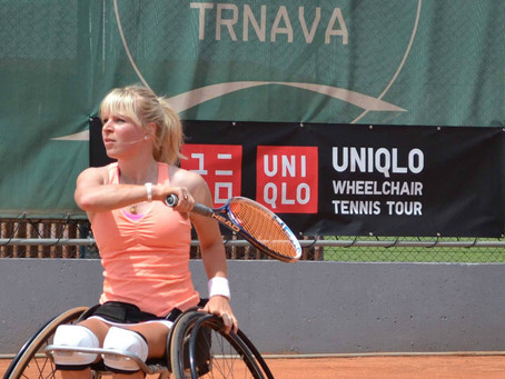 Parasports World 60 Seconds with Louise Willerslev-Olsen