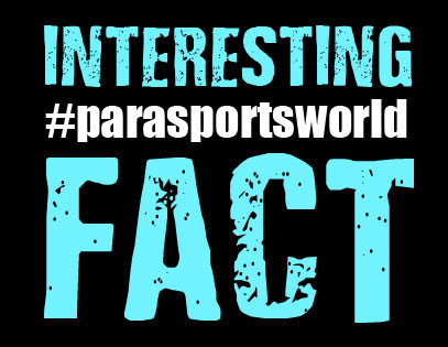 Parasports World I Interesting Facts I Olympic Paralympians