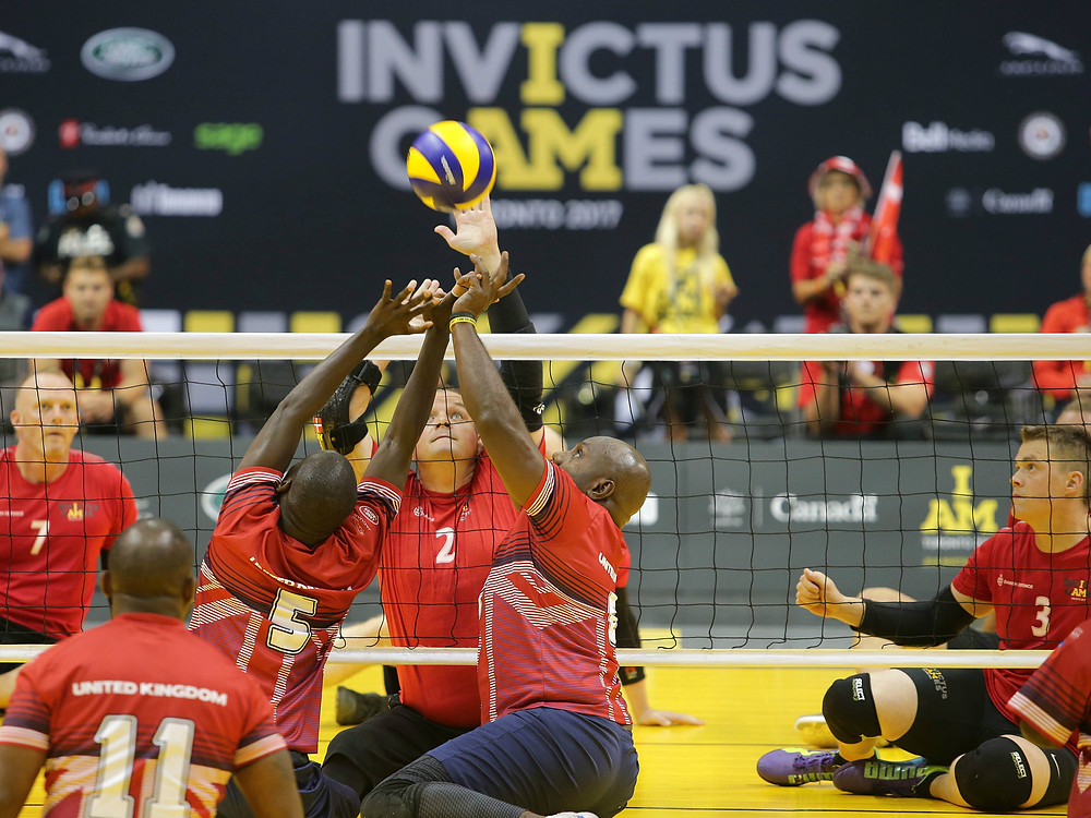 Sitting Volleyball at the Invictus Games. Stay tuned: Parasports World provides parasports news, paralympic sports entertainment and disability sports community. Find great parasport and inspiring athletes from the Paralympic Games, the Invictus Games and parasport championships.