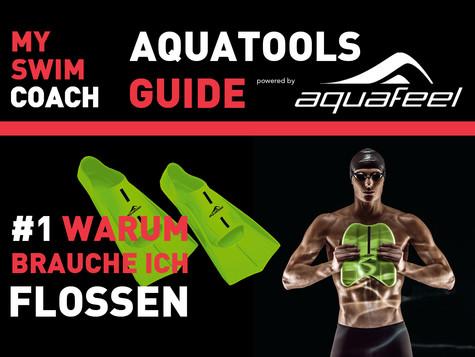 Warum brauche ich Flossen? - Aquatools Guide #1