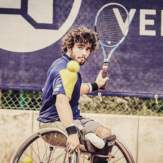 Rise of the Underdog - Wheelchair Tennis' Fierce Competition