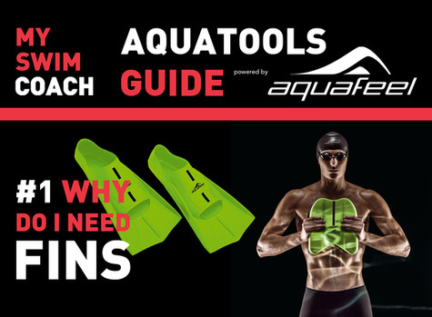 Why do I need Fins? - Aquatools Guide #1