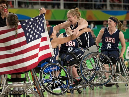 America's greatest: Lima 2019 Parapan American Games.
