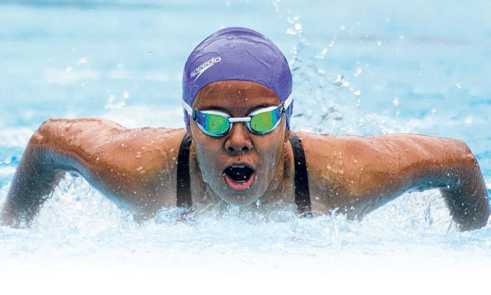 Paraswimmer Maria Paula Barrera I Photo credit: Especial para El País I Parasports World Athletes to Watch