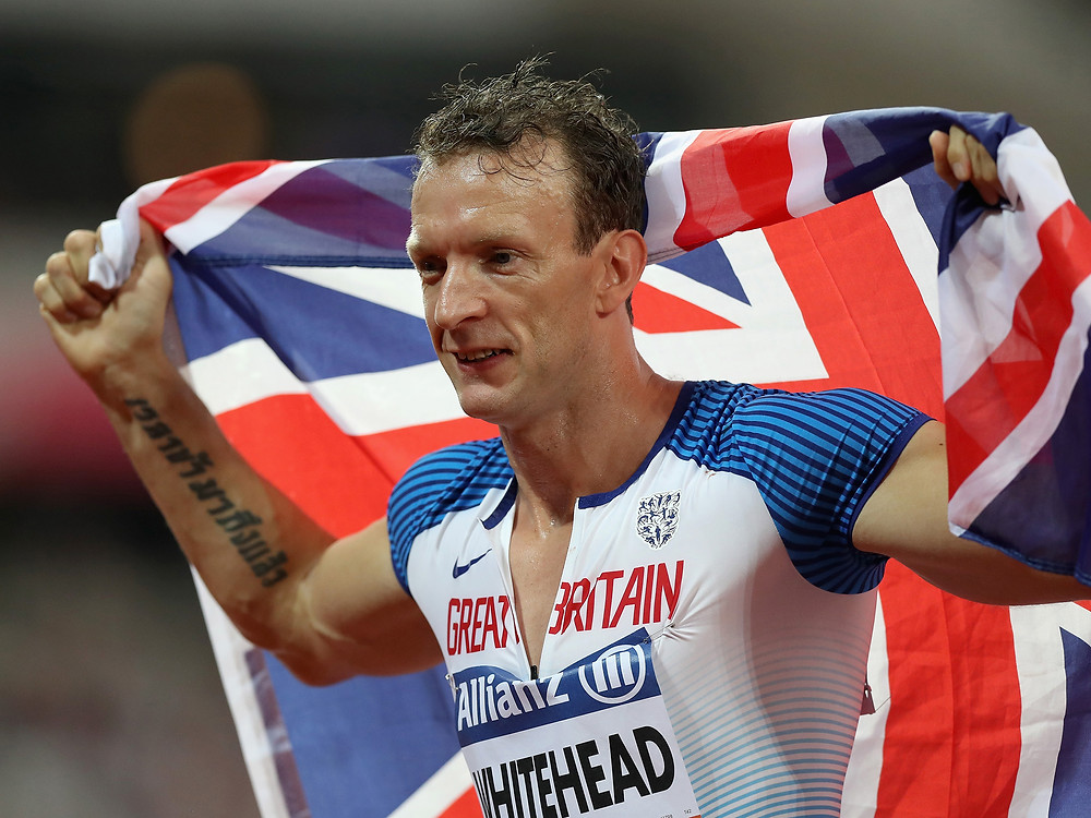 2 x Paralympic Champion Richard Whitehead was scathing in his comments assessment of the IPC's changes to the T42 100m regulations I Parasports World article