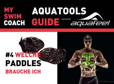 Welche Paddles brauche ich? - Aquatools Guide #4