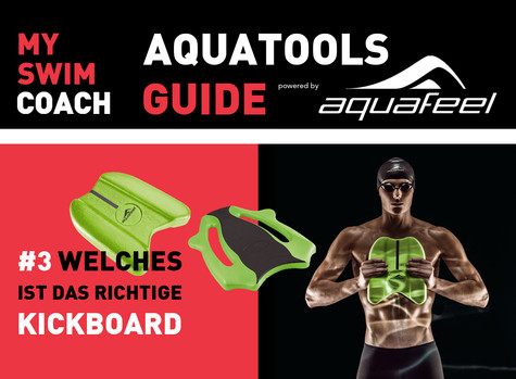 Welches Kickboard ist das richtige? - Aquatools Guide #3