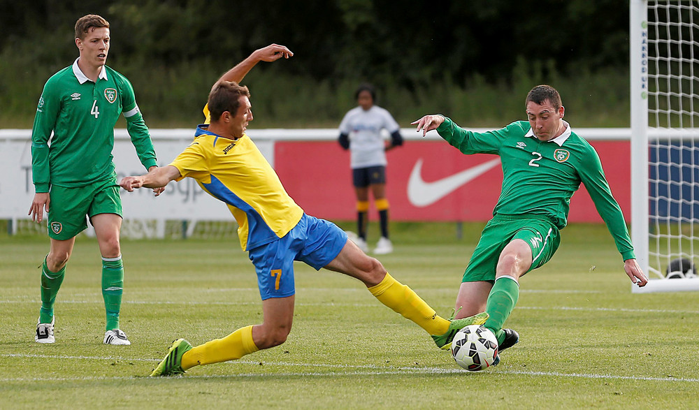 CP Football World Cup macth Ukraine vs Ireland I Parasports World article